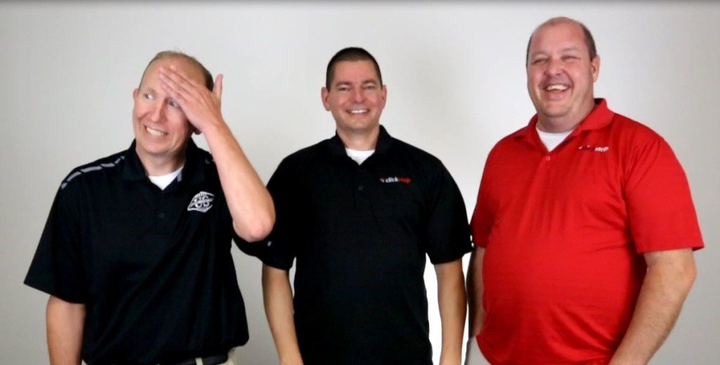 Clickstop Referrals – Ben, Tim, and Matt