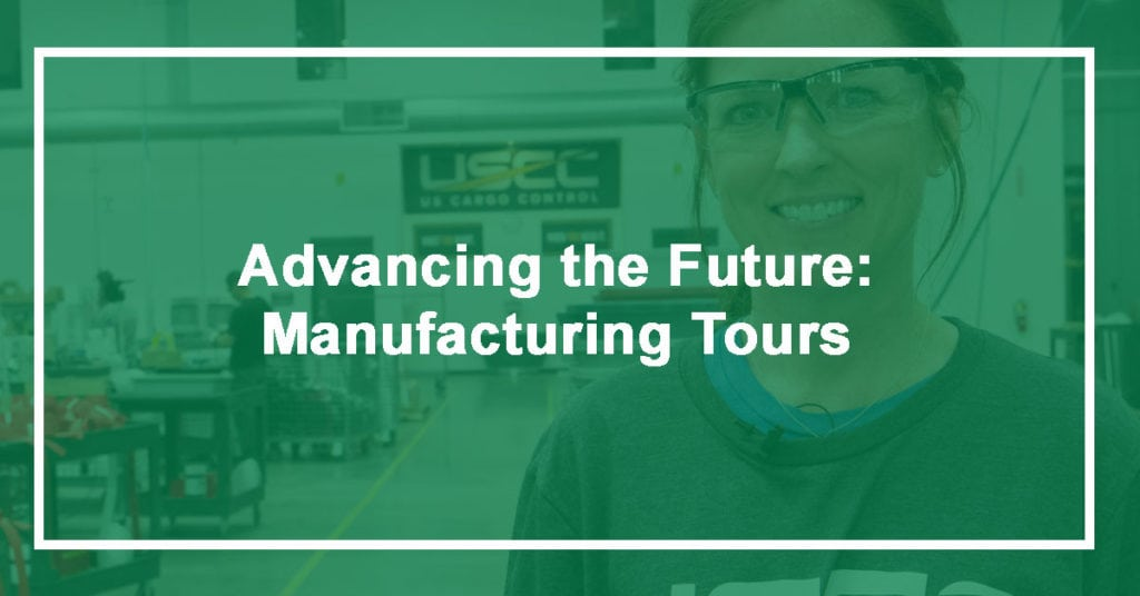 Advancing the Future – Manufacturing Tours