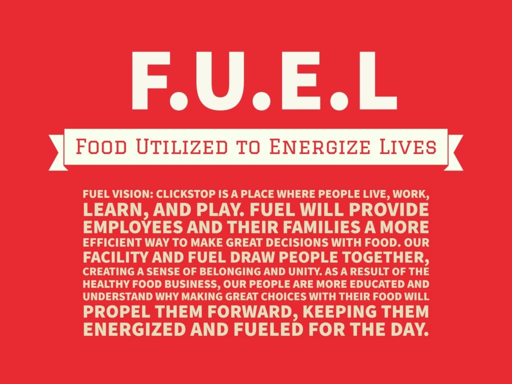 Fuel Food Program
