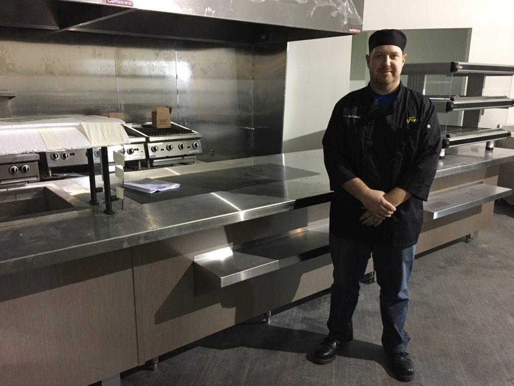 Chef Zach