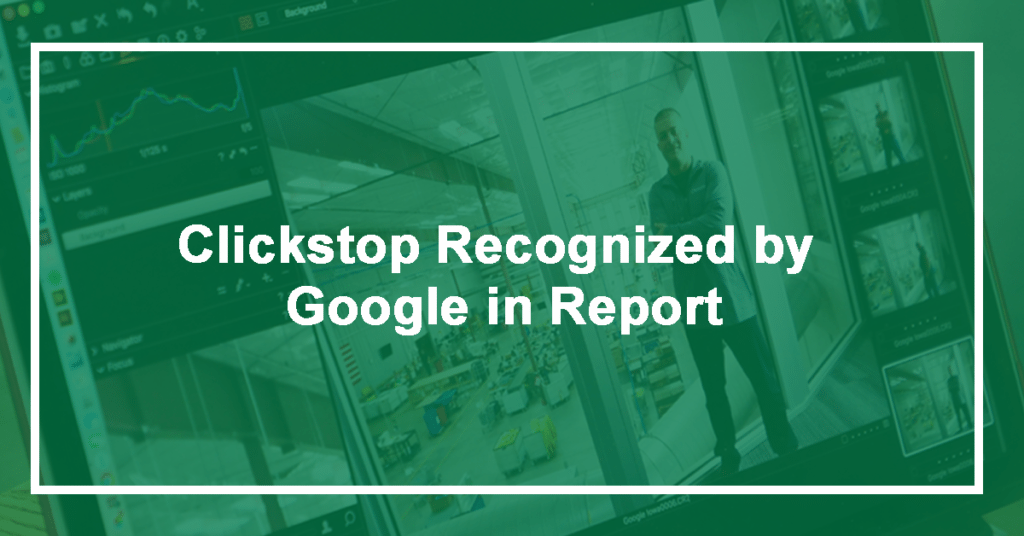 Clickstop Recognized for Business Growth by Google's Economic Impact Report